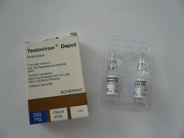 Testoviron Depot inj.