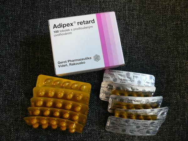Adipex retard