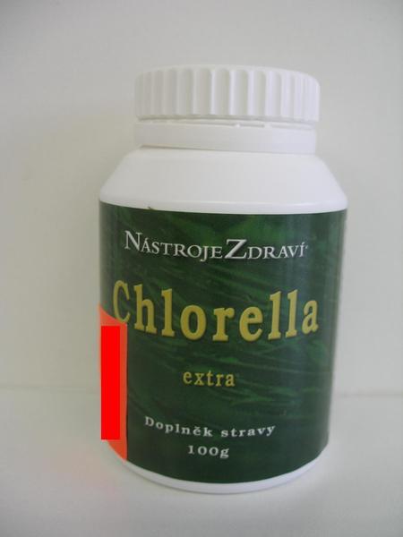 Chlorella extra