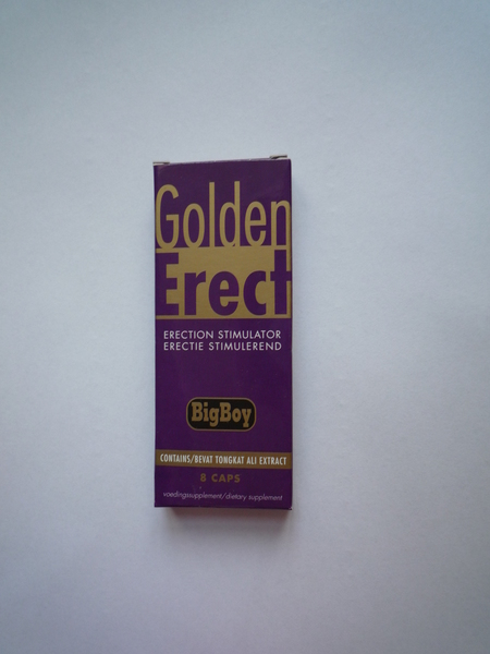 Golden Erect